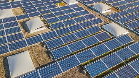 Photovoltaikanlage Canobbio