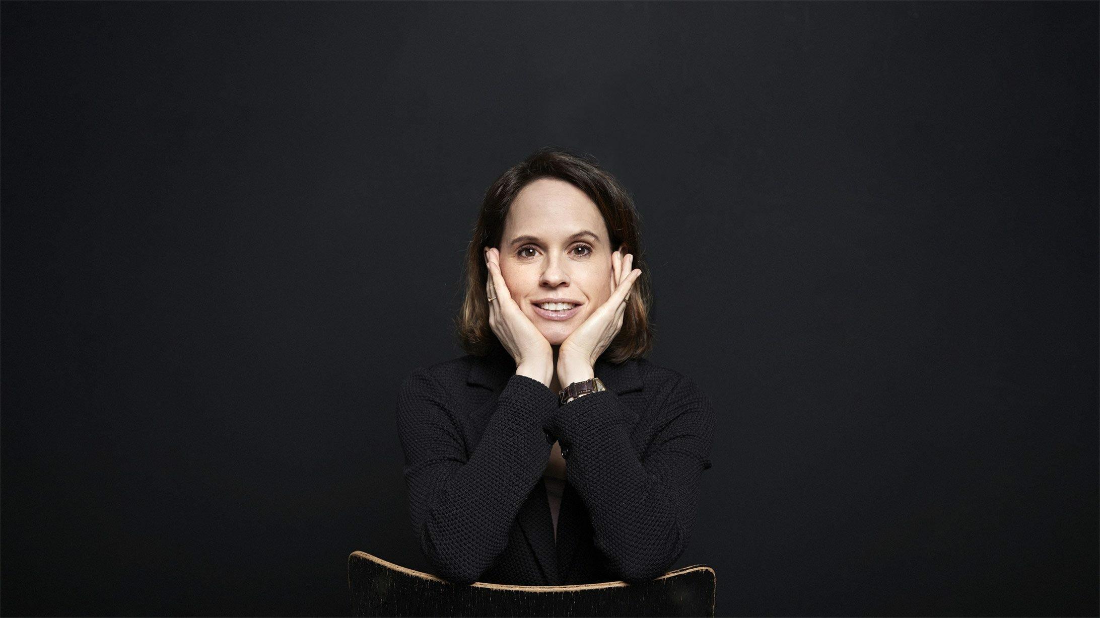Portrait von Barbara Bleisch